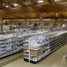 Edelmans Home Center plumbing department.