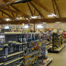 Mechanic tools available at Edelmans Lumber.